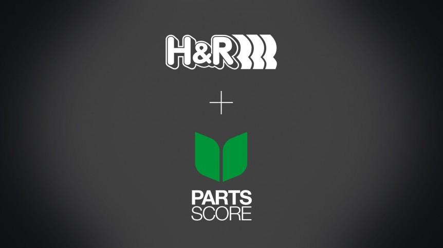 H&R Springs & Parts Score Team Up!