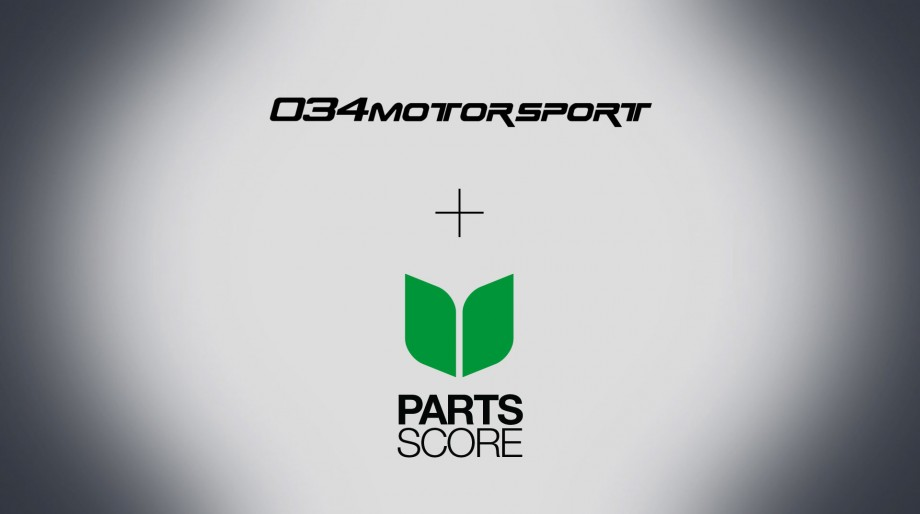 034Motorsport & Parts Score Team Up!